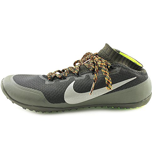 pictures of Nike Free Hyperfeel Run Trail Mens Size 10 Black Trail Running Shoes