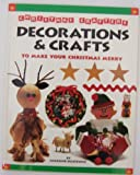img - for Christmas Crafters: Decorations & Crafts to Make Your Christmas Merry by Charlene Olexiewicz (1997-01-01) book / textbook / text book