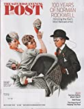 img - for Saturday Evening Post May/June 2016 100 Years of Norman Rockwell book / textbook / text book