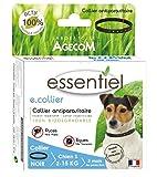 Essentiel - Produit Naturel - Collier pour chiens anti tiques et puces 100% naturel - Essentiel (Grands chiens (+ de 30kg))
