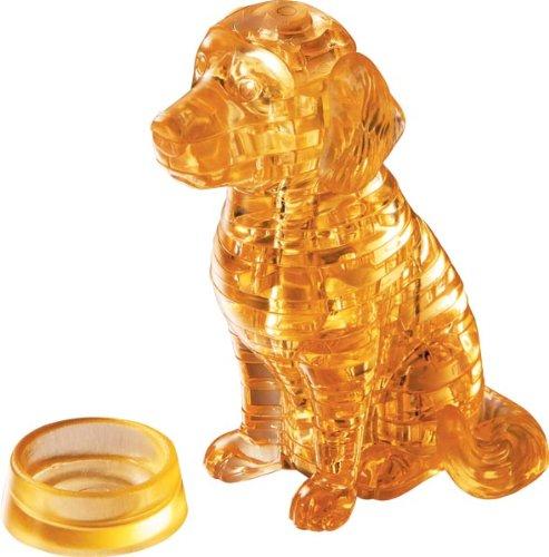 Original 3D Crystal Puzzle - Dog