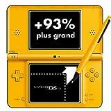 echange, troc Console Nintendo DSi XL - Jaune
