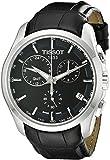 Tissot Men's T0354391605100 Analog Display Swiss Quartz Black Watch