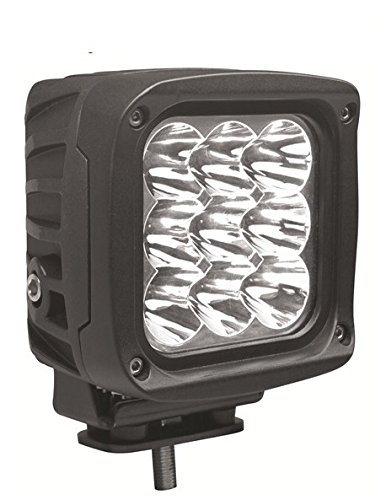 "5"" Square Cree Led Work Light Lamp Offroad Driving Spot Beam 4X4 Atv Q-Series - Ships From Ca Usa"