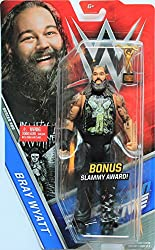 WWE Basic Series #69 - Bray Wyatt Figure Chase with Slammy Award by Mattel