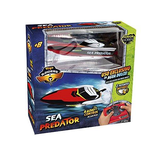 Spectron - TR0028 - Top Riders - Sea Predator, Motoscafo con doppia elica e radiocomando
