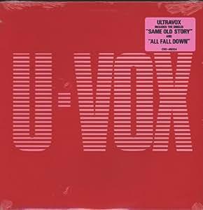 U-Vox [Vinyl LP]
