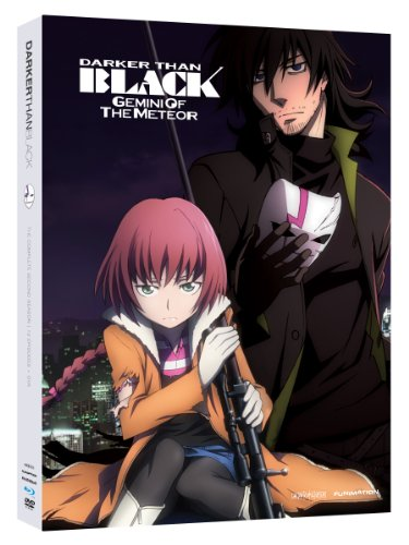 Darker Than Black: Season 2 with OVA's (Blu-ray/DVD Combo)
