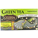Celestial Seasonings Green Tea, Antioxidant, 20-Count Tea Bags (Pack of 6)