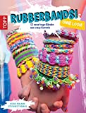 Rubberbands! ohne Loom: 12 neue togo-Bänder für crazy Gummis