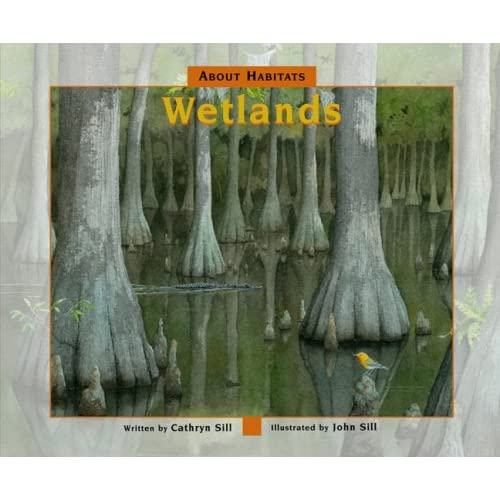 Cover of About Wetlands