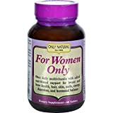 Only Natural For Women - 60 Tablets - pack of - 4