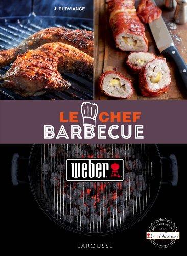 Le chef barbecue Weber
