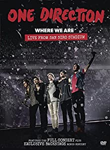 Where We Are - Live from San Siro Stadium (DVD)