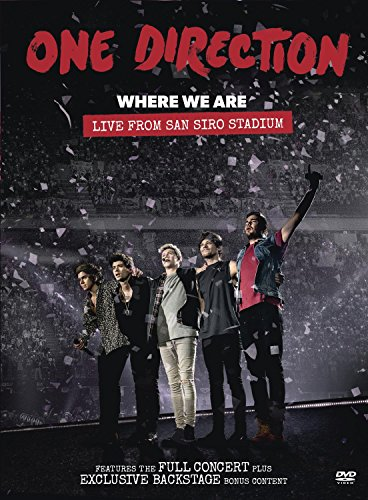 Where We Are: Live From San Siro Stadium [DVD] [2014]