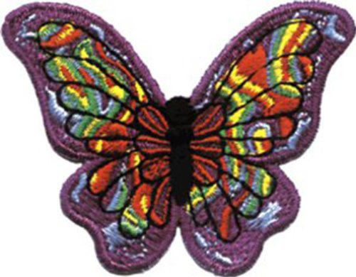 Application Butterfly Patch