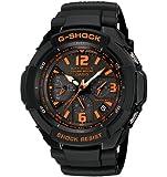 [カシオ] CASIO 腕時計 電波ソーラー「SKY COCKPIT(スカイコックピット)」 GW-3000B-1A(GW-3000B-1AJF同型) 【逆輸入品】