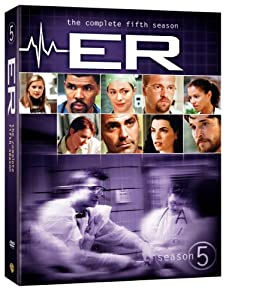 ER: The Complete Fifth Season from Warner Home Video