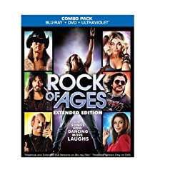 Rock of Ages (Blu-ray/DVD Combo+UltraViolet Digital Copy)