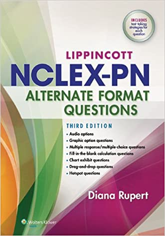 Lippincott's NCLEX-PN Alternate Format Questions