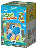 Yoshis Woolly World + Blue Yarn Yoshi amiibo - Wii U
