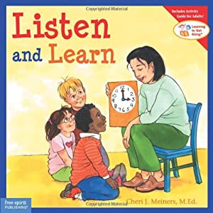 """Cover of """"Listen and Learn (Learning to G..."""