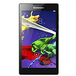 Lenovo A7-30 Tablet (7 inch, 8GB, Wi-Fi Only), Ebony Black