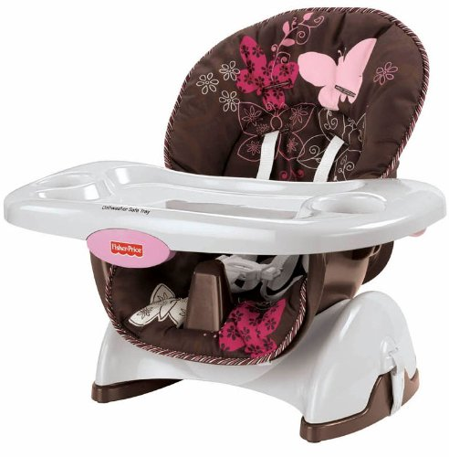 Buy Fisher-Price 2012 Space Saver High Chair, Mocha Butterfly