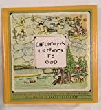 img - for CHILDREN'S LETTERS TO GOD book / textbook / text book