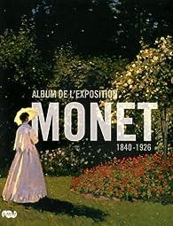 Monet : Album de l\'exposition par Sylvie Patin