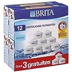 Brita - lo7324 - Pack de 12 cartouche...