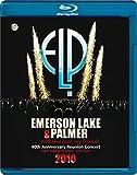 Emerson Lake & Palmer - 40th Anniversary Reunion Concert - High Voltage Festival (BD) [Blu-ray]