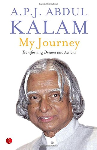 My Journey : Transforming Dreams into Actions (English)(Paperback)