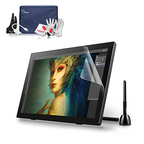 Parblo Coast22 21.5 Inch Digital Graphics Tablet Pen Display Drawing Monitor with Cordless Battery-free Pen +Protector Cover+ Screen Protector +Cleaning Kit (Imac Cleaning Software compare prices)