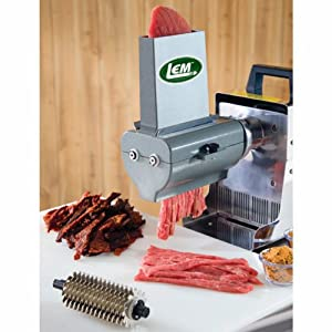 LEM 433TJ 2-in-1 Jerky Slicer and Tenderizer Attachment by LEM