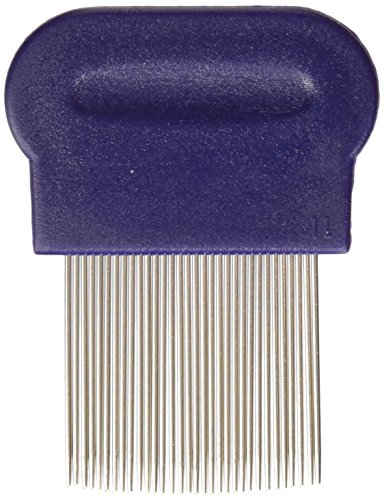 Heavy-Weight-Long-Tooth-Metal-Lice-Comb