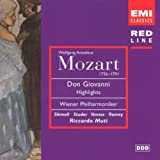 "Red Line - Mozart (Don Giovanni)von ""Muti"""