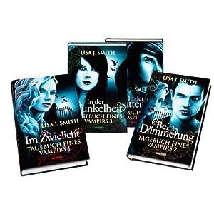 Tagebuch eines Vampirs, Band 1-4