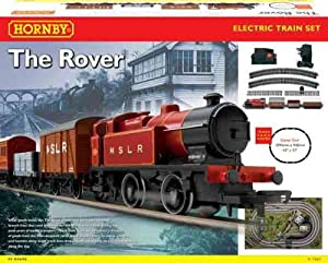 Hornby The Rover Train Set