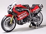 スズキGSX-R750ヨシムラ 1986年TT-F1仕様 (1/12 バイクシリーズ No.2)
