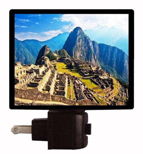 Peru Night Light - Machu Picchu - Inca Led Night Light