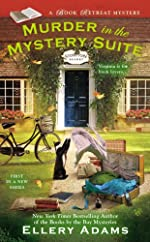 Murder in the Mystery Suite (A Book Retreat Mystery 1)
