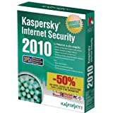 Kaspersky internet security 2010 (3 postes, 1 an) - Offre sp�cialepar Kaspersky