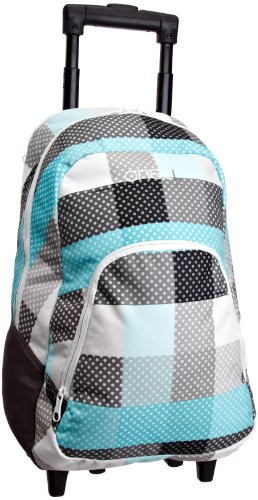 O'neill Men's Trolley Backpack Bags And Accessories Blue Aop W/Blue 154074-5950-0