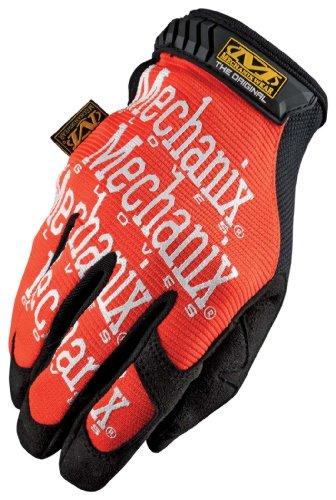 Mechanix Wear MG-09-011 Original Glove, Orange, X-Large