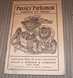 img - for Pussies' Parliament: Humorous Cat Concert book / textbook / text book