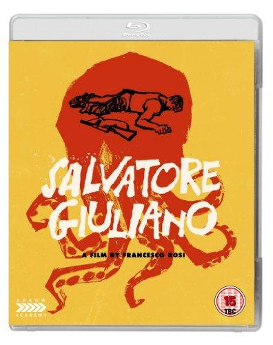 Salvatore Giuliano [Dual Format DVD & Blu-ray]