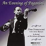 Zino Francescatti Plays Paganini