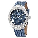 Burgmeister Women's BM611-133 Analog Display Quartz Blue Watch