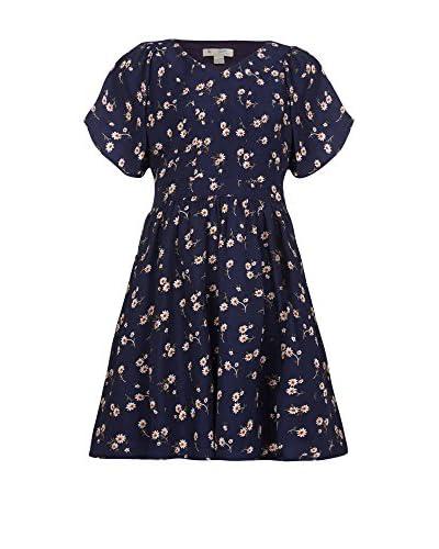 Yumi Vestido Azul Marino